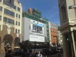 CityJet Launch on the streets of London