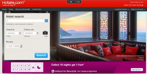 Hotels.com image