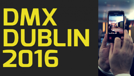 What to expect at DMX Dublin 2016