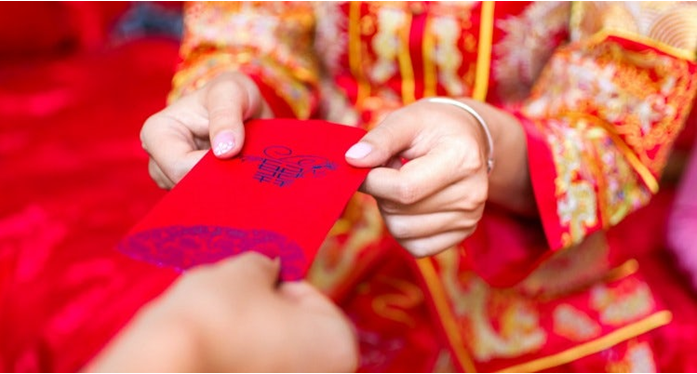 Brands in the West need to follow the lead of China and find their own 'red envelope' strategy
