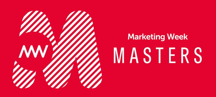 Marketing Week Marketing Masters Award